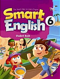 Smart English 6 : Student Book (Paperback, CD 2)
