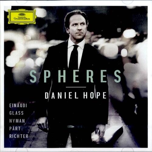 [수입] 다니엘 호프 - Spheres