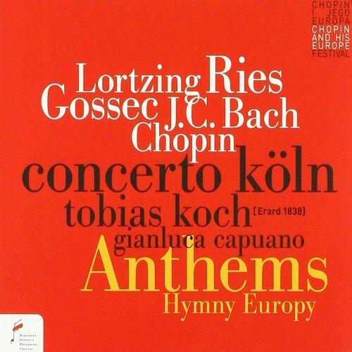 [수입] 로르칭: 폴란드 사람과 아이 서곡 / J.C.바흐: 건반 협주곡 6번 / 리스: 룰 브리타니아 변주곡