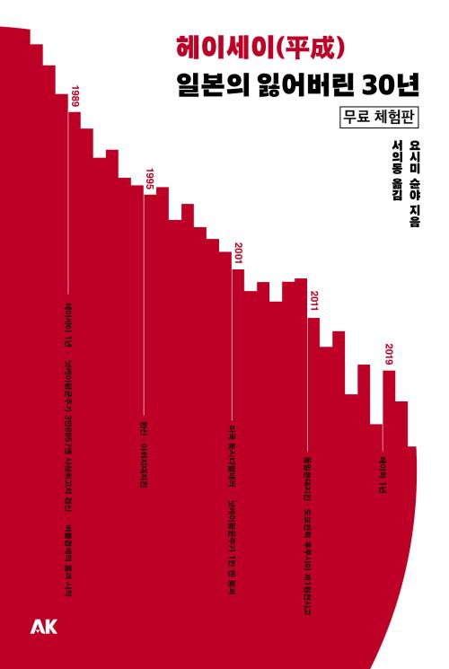 헤이세이(平成) 일본의 잃어버린 30년 (체험판) - 이와나미 053