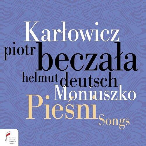 [수입] 카르워비치 & 모니우슈코 : 가곡