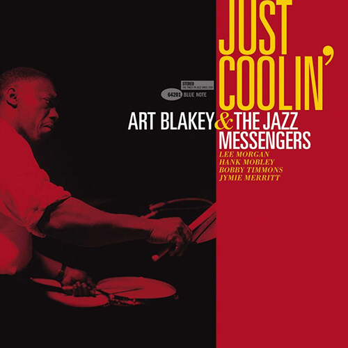 [수입] Art Blakey & The Jazz Messengers - Just Coolin