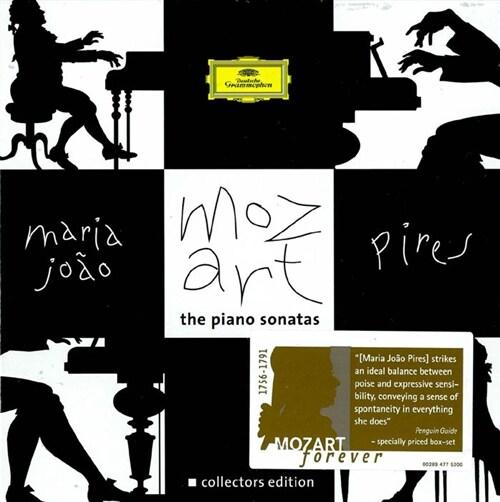 [수입] 모차르트 : 피아노 소나타