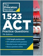 1,523 ACT Practice Questions, 7th Edition: Extra Drills & Prep for an Excellent Score (Paperback)