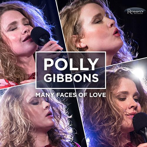 [수입] Polly Gibbons - Many Faces of Love [CD+DVD]