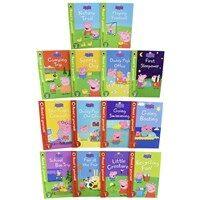 페파피그 리드잇 유어셀프 세트 Peppa Pig Read it yourself with Ladybird 14 Books (Paperback 14권)