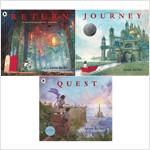 에런 베커 Journey Trilogy 그림책 3종 세트 (Paperback 3권)