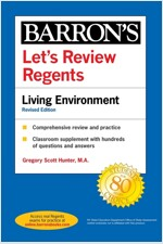 Let's Review Regents: Living Environment Revised Edition (Paperback)