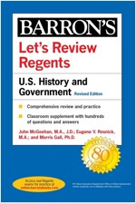 Let's Review Regents: U.S. History and Government Revised Edition (Paperback)