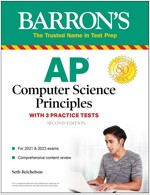 AP Computer Science Principles with 3 Practice Tests (Paperback, 2)