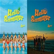 [세트] 에이프릴 - Summer Special Album : Hello Summer [Summer DAY+Summer NIGHT Ver.]