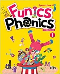 Funics Phonics 1: Phonics (Student Book)