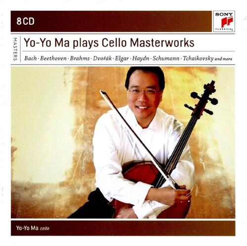 [수입] 요요 마가 연주하는 첼로 협주곡, 소나타, 조곡 [8CD]