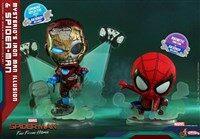 [Hot Toys] 코스베이비 스파이더맨 : 파프롬홈 스파이더맨&아이언맨 COSB768