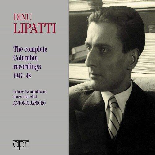 [수입] 디누 리파티 - 콜럼비아 레코딩 전집 (1947-1948) [2CD]