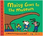 Maisy Goes to the Museum (Paperback)