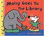 Maisy Goes to the Library (Paperback)