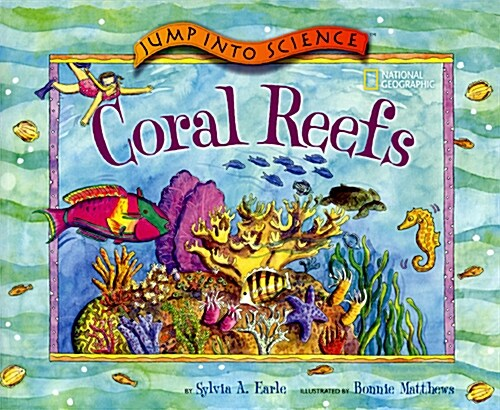 Jump Into Science: Coral Reefs (Paperback)
