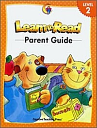 Learn To Read Parent Guide : Level 2 (Paperback)