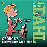 Georges Marvellous Medicine (CD-Audio, Unabridged ed)