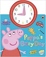Peppa Pig: Peppa's Busy Day (Board Book)