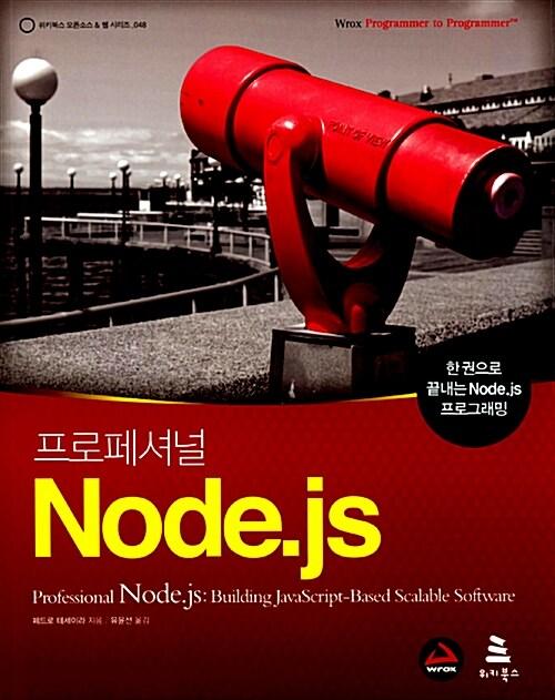 프로페셔널 Node.js