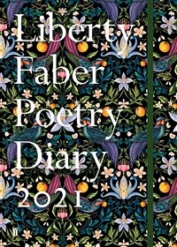 Liberty Faber Poetry Diary 2021 (Hardcover, Main)
