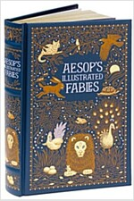 Aesop's Illustrated Fables (Hardcover)