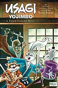 Usagi Yojimbo, Volume 27: A Town Called Hell (Paperback)