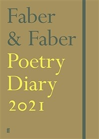 Faber & Faber Poetry Diary 2021 (Hardcover, Main)