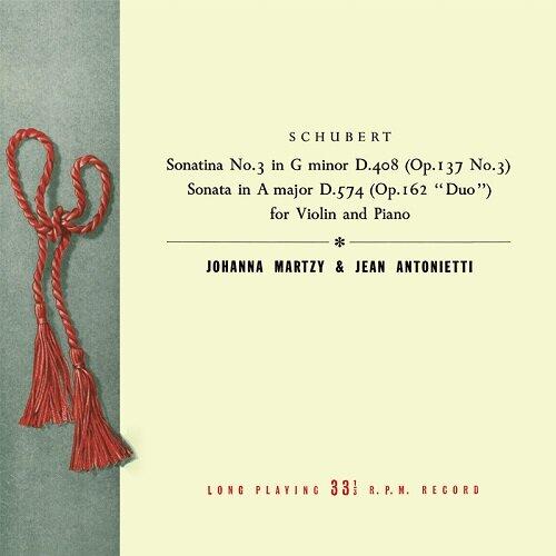슈베르트 : 바이올린과 피아노를 위한 작품 전집 2집 [180g LP]