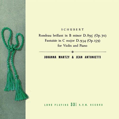 슈베르트 : 바이올린과 피아노를 위한 작품 전집 3집 [180g LP]