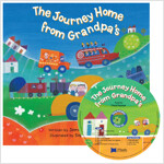 노부영 송 애니메이션 The Journey Home from Grandpa's (Paperback + Hybrid CD