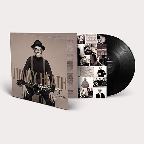 [수입] Jimmy Heath - Love Letter [LP, Gate-Fold]