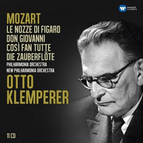 [수입] 모차르트 : 오페라 (피가로의 결혼, 돈 지오반니, 코지 판 투테 & 마술피리) [11CD 한정반]