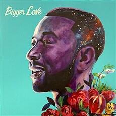 John Legend - 정규 6집 Bigger Love