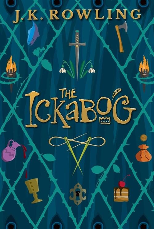 The Ickabog (Hardcover, 미국판)