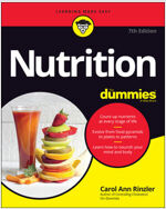 Nutrition For Dummies (Paperback, 7th Edition)