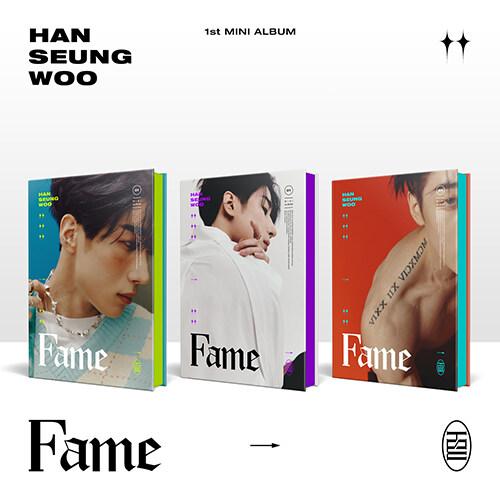 [세트] 한승우 - 미니 1집 Fame [HAN+SEUNG+WOO Ver.]