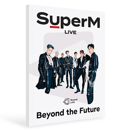 [사진집] 슈퍼엠 - Beyond LIVE BROCHURE SuperM : Beyond the Future