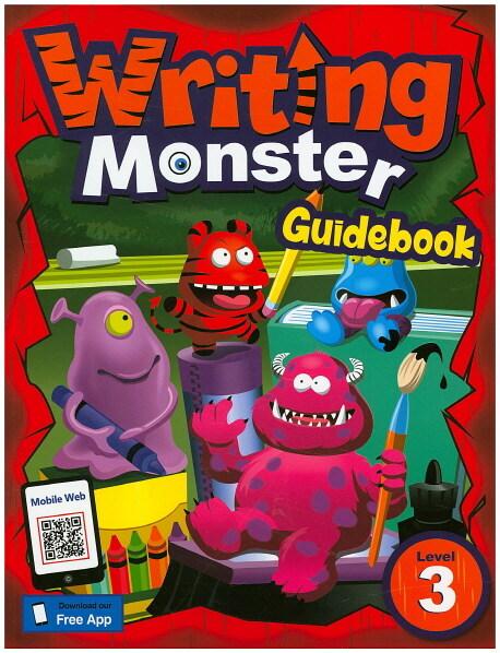 Writing Monster 3 : Guidebook (Teachers Resource CD-ROM)