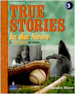 True Stories in the News: A Beginning Reader [With CD (Audio)] (Paperback, 3)