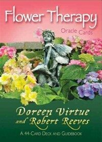 Flower Therapy Oracle Cards: A 44-Card Deck and Guidebook (Other)