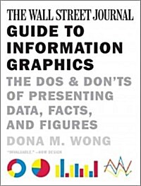 The Wall Street Journal Guide to Information Graphics: The Dos and Donts of Presenting Data, Facts, and Figures (Paperback)