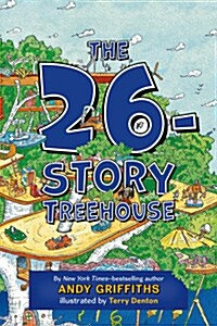 The 26-Story Treehouse: Pirate Problems! (Hardcover)