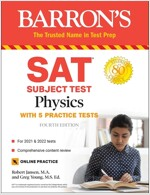 SAT Subject Test Physics: With Online Tests (Paperback, 4)
