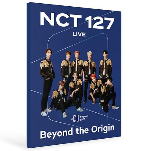 [사진집] 엔시티 127 - Beyond LIVE BROCHURE NCT 127 : Beyond the Origin