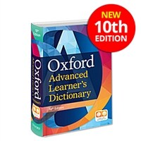 Oxford Advanced Learner's Dictionary: Paperback (with 1 year's access to both premium online and app) (Package, 10 Revised edition)