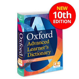 Oxford Advanced Learners Dictionary: Paperback (with 1 years access to both premium online and app) (Package, 10 Revised edition)