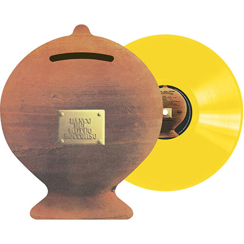 [중고] [수입] Banco Del Mutuo Soccorso - Banco Del Mutuo Soccorso [옐로우 컬러 LP]